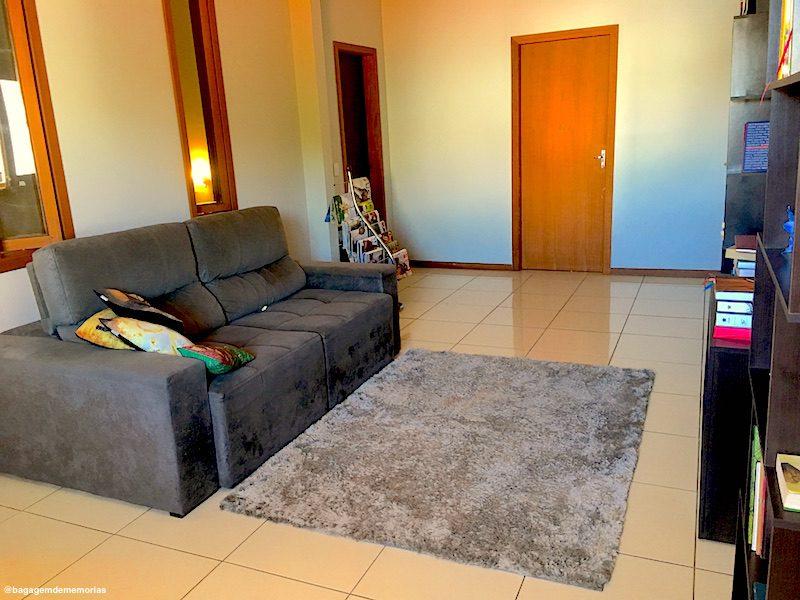 sono hostel_sala tv