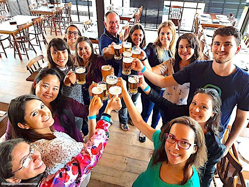 encontro rota sul - lohn bier brinde