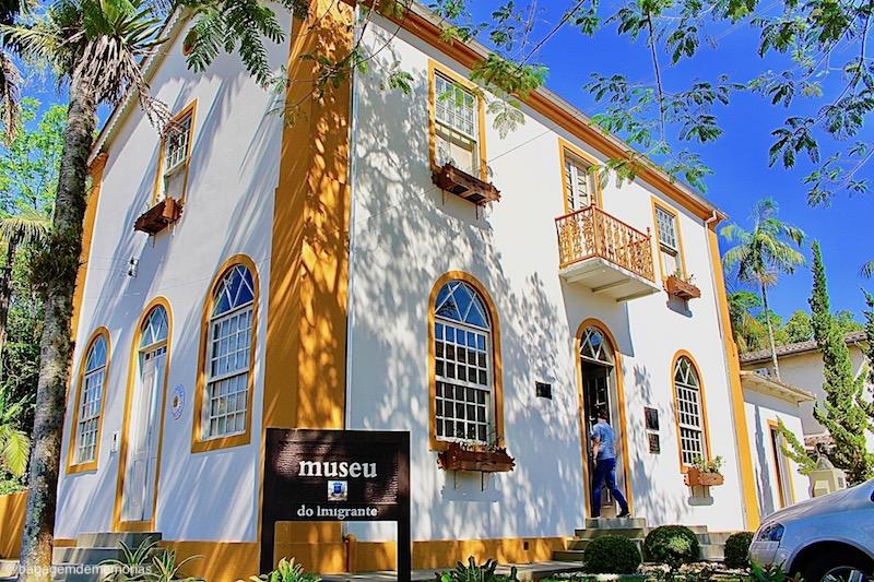 O que fazer em Nova Veneza: Museu do Imigrante