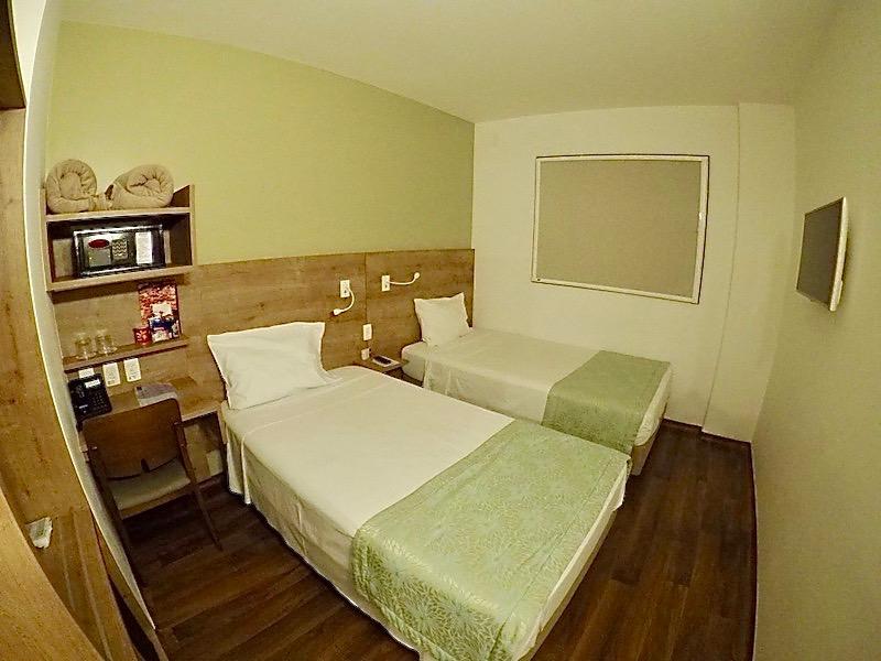 Onde se hospedar em Vitória: Sleep Inn Vitória