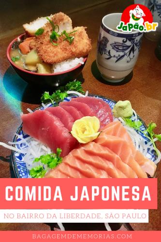 Onde comer no bairro da liberdade: 4 sugestões de lugares japoneses.