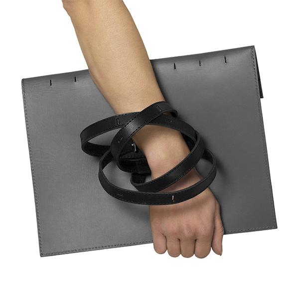 BAGaSUTRA-bracelet-gris-noir-PDTV-RVS