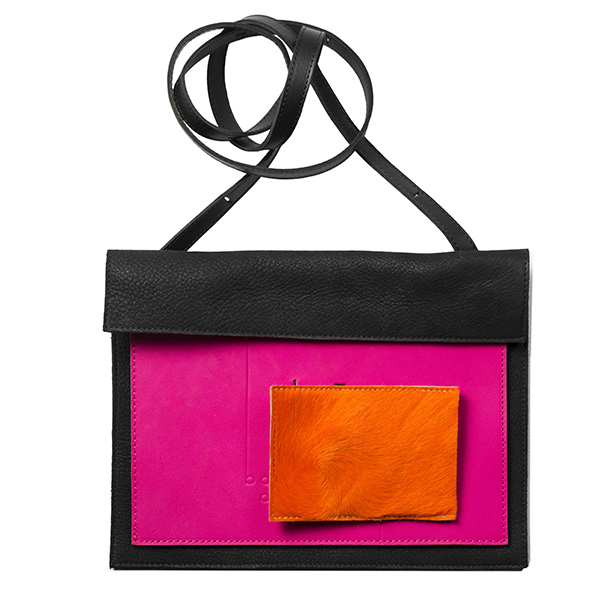 BAGaSUTRA-noir-rose-orange-