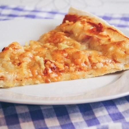 Den bedste pizzadej fra Bageglad