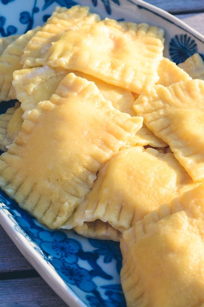 Hjemmelavet pasta opskrift