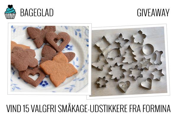 Vind 15 udstikkere fra Formina på Bageglad.dk