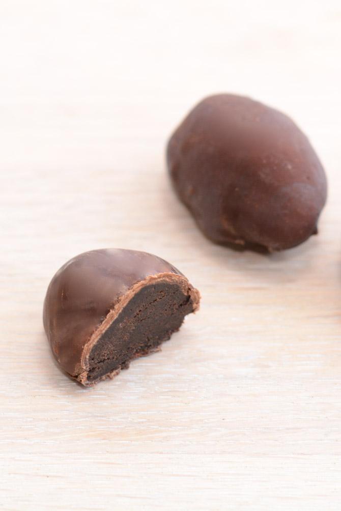 Oreo konfekt fra Bageglad