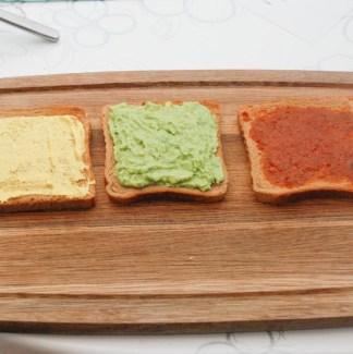 Club sandwich bunde