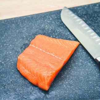 Sushi laks
