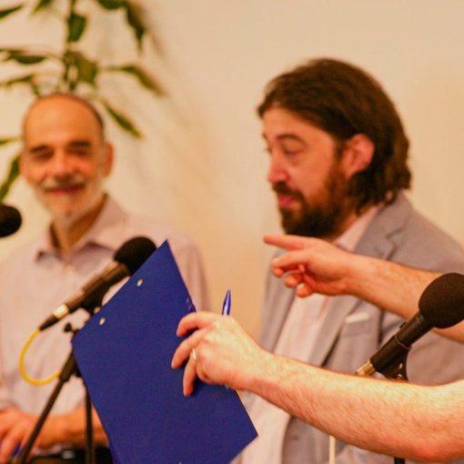JVS Panel (Debbie, Jonathan, Dan & Hayden)