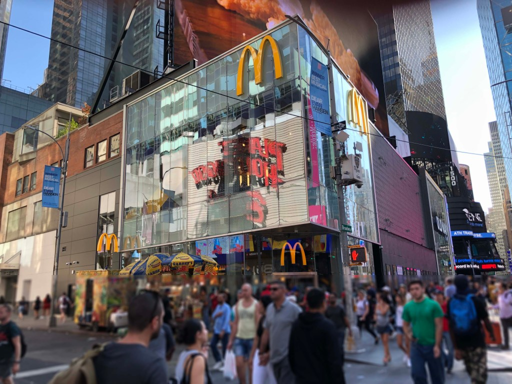 Mcdonal's