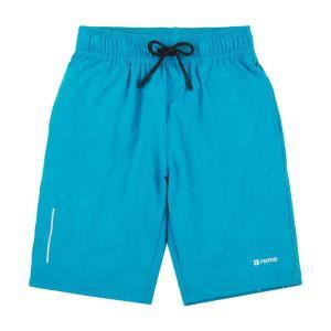Läcker blå shorts Reima strl 116 svalkande fuktavledande