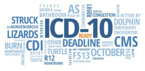 ICD10 Implementation and Payment Delays