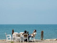 Caspian Sea Iran