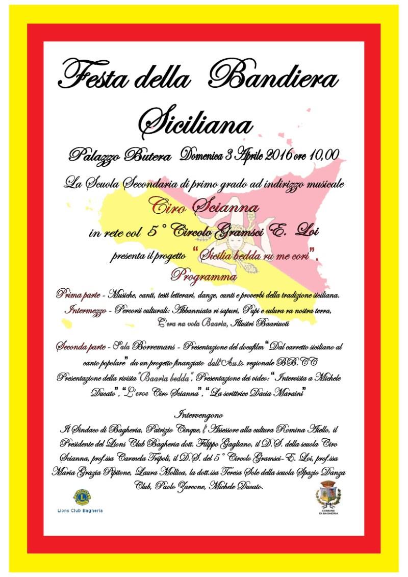 Locandina Festa della bandiera siciliana (2)