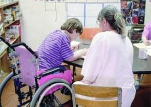 Servizio per i disabili nelle scuole di Bagheria