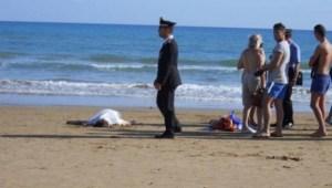 Tragedia nel mare di Cefalu. Annega un uomo