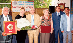"""XV edizione del """"Premio di poesia Giacomo Giardina"""""""