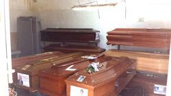 A Bagheria un cimitero senza pace