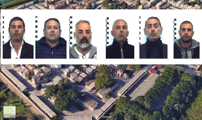 Il Cimitero di Bagheria al centro di indagini. 10 gli arrestati dai Carabinieri. Video