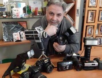 CORDOGLIO: Morto a causa di un infarto fulminante il fotografo Salvo Ferraro. Era fratello di Mimmo deceduto due mesi fa