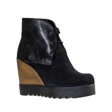 Fashion Icon Γυναικεία Παπούτσια Μποτάκια 09-507 Μαύρο Fashion icon 09-507 Μ