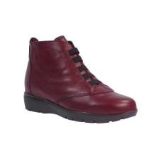 Πετρετζίκης Shoes Γυναικεία Παπούτσια Μποτάκια 067 Μπορντώ Πετρετζίκης shoes 067 Μπορντώ