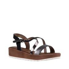 Envie Shoes Γυναικεία Πέδιλα E64-05036 Μαύρο Envie shoes Ε64-05036 Μ