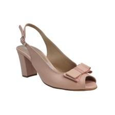 Πετρετζίκης shoes Γυναικεία Παπούτσια Δερμάτινα 85 Nude Πετρετζίκης shoes 85 Nude