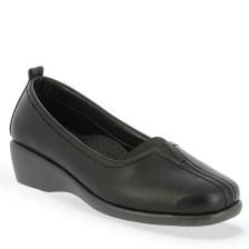 PAREX Γυναικεία Παπούτσια Ανατομικά 10416017 Μαύρο