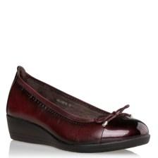 Miss NV Γυναικεία Παπούτσια V63-08736-39 Μπορντώ
