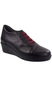 Πετρετζίκης Shoes Γυναικεία Παπούτσια Sneakers 365 Μαύρο