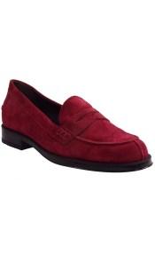 VEROSOFT Γυναικεία Παπούτσια PUSH UP»S 868280931 Μπορντώ Δέρμα