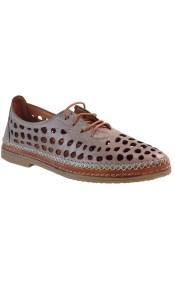 VEROSOFT Γυναικεία Παπούτσια 383-711 Πούρο Δέρμα 887292668