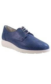 Fluchos Femme Γυναικεία Παπούτσια Sneakers F0422 Μπλέ