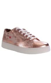 Fratelli Robinson Γυναικεία Παπούτσια Sneakers 4184 Χαλκός Δέρμα