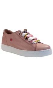 Fratelli Robinson Γυναικεία Παπούτσια Sneakers 4185 Nude Δέρμα