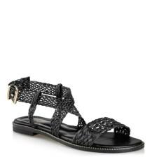 Mairiboo by Envie Shoes Γυναικεία Πέδιλα M03-09603-34 Mαύρο THEROS