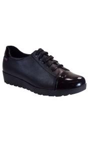 Bagiotashoes Γυναικεία Παπούτσια Sneakers 1801 Μαύρο