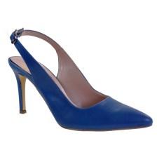 Alessandra Paggioti Γυναικεία Παπούτσια Γόβες 81000 Μπλέ Ματ