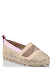 Envie Shoes Γυναικεία Παπούτσια Εσπαντρίγιες Ε02-11025-36 Μπεζ