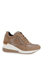 Renato Garini Γυναικεία Παπούτσια Sneakers 208-EX9936 Πούρο Καστόρι L119R2083547