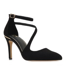 Exe Shoes Γυναικείες Γόβες 262-700 BONITA-622 Μαύρο Καστόρι L17002625004