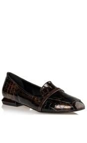 Envie Shoes Γυναικείες Παπούτσια Μοκασίνια E02-12013-28 Καφέ