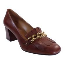 Fardoulis Shoes Γυναικεία Παπούτσια Γόβες 2901 Ταμπά Δέρμα