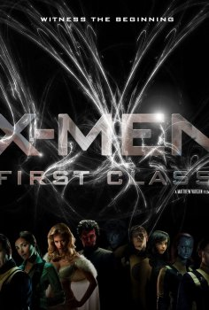 X-Men: First Class izle