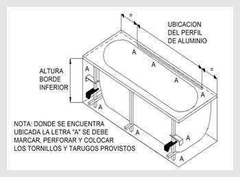 Como instalar una tina de baño con hidromasaje