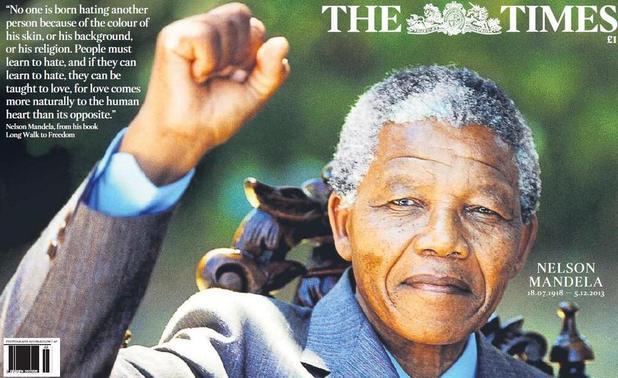 HISTORY The Politics of Nostalgia The Mandela Fist  Neo