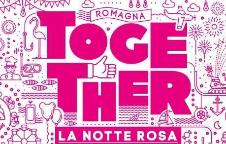 Venerd 6 Luglio Notte Rosa 2018  Bagni Bologna