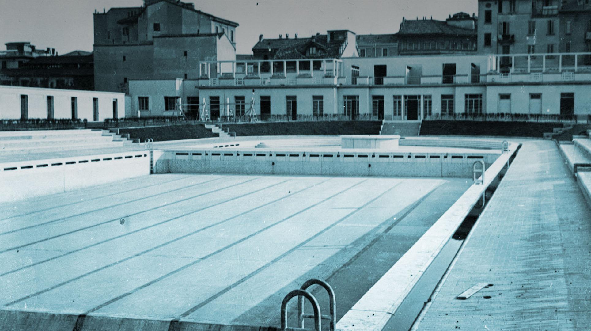 La storia e il progetto u bagni misteriosi u teatro franco parenti
